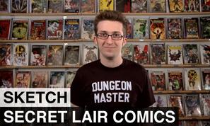Secret Lair Comics