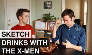 Drinks with the X-Men