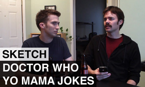 Doctor Who Yo Mama Jokes
