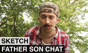 Father Son Chat