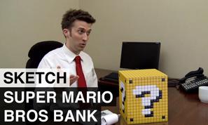 Super Mario Bros Bank
