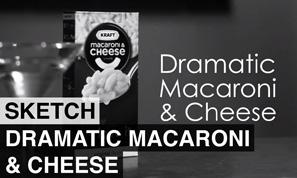 Dramatic Macaroni & Cheese
