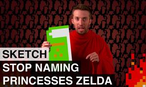 Stop Naming Princesses Zelda