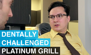 Platinum Grill - Dentally Challenged