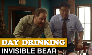 Invisible Bear - Day Drinking