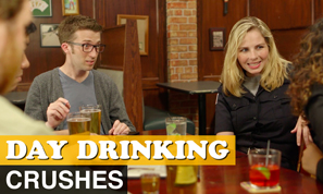 Crushes - Day Drinking