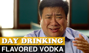 Flavored Vodka - Day Drinking