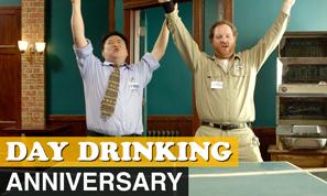 Anniversary - Day Drinking