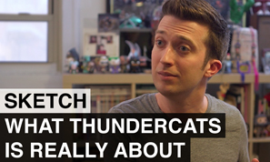 What ThunderCats is Really About
